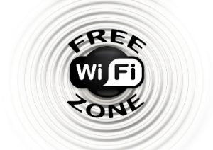 free wifi in libraries