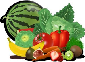 better health with fresh fruit
