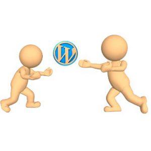 create my own website with wordpress