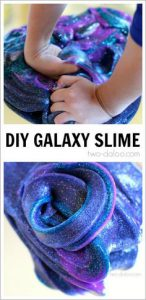 a quick slime recipe