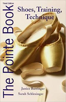 book about pointe shoes