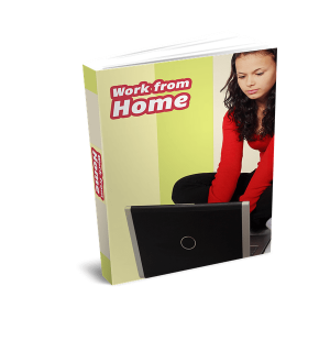 book cover person on laptop working from home