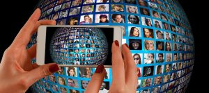 smart phone photo faces