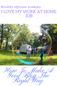 family playing soap bubbles