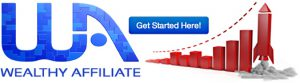 wealthy affiliate image get started here