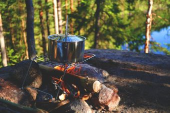 how to turn a hobby into business camping