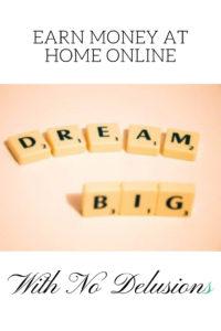 scrabble words dream big