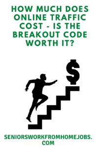 How-Much-Does-Online-Traffic-Cost-The-Breakout-Code:man running after money